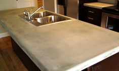 Bon Stampable Overlays Exposed Concrete Concrete Countertops Stamped Concrete